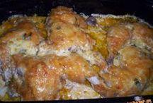 recept kuře