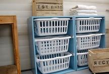 Laundry Room / by Rachel Chumney