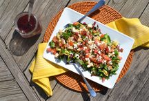 FOOD: Delicious Dinners (General) / entrees that should satisfy as the sun goes down.