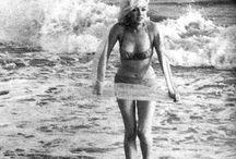 Marilyn Monroe Santa Monica 1962 / Santa Monica Beach 1962