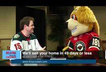 Minnesota Wild / Kris Lindahl is the Official Partner of the Minnesota Wild.