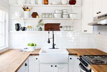 Dream Kitchens / by Christina Marie {Christina's Adventures}
