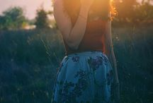 Ethereal Atmospheric Portraits