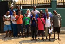 6th August, 2016 / Homes of Promise is a Christian charity working with street children in Uganda. This week, the boys help with the cleaning and Jane visits Rukungiri