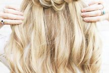Hoco hair (-: