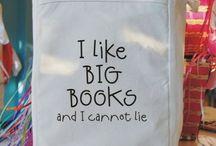 Mmmm books!