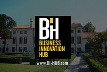 Business Innovation Hub / Bi-Hub è un network di imprese e professionisti che nasce per offrire ai suoi membri nuove opportunità di business attraverso incontri ed eventi mirati. www.bi-hub.com / by Linkness Web
