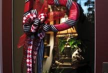 Wreaths / by Jennifer Bailey-Geer