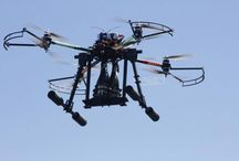 Drone Delivery / The drone delivery service available for special order at Casa Madrona