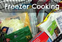 Freezer meals / by Debbie Barker