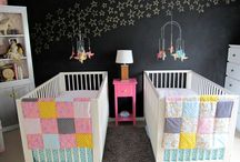 Chalkboard Paint Decor Ideas / From an entire chalkboard accent wall to a fun holiday project, we've gathered the best ideas for the nursery or kids room!