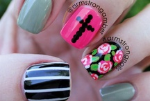 Nails!!!! :D / by Chassie Stevens