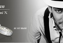 Be My Man by RN / Man Collection by RN