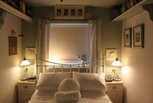 The Small Grey Bedroom