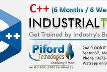 C++ Training Chandigarh / Piford Technologies is a USA based Software Development Company and provide Six Weeks & 6 Months C++ Training in Chandigarh