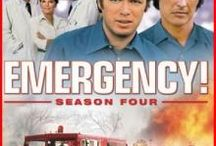 "Emergency / The TV show ""Emergency"". / by Bill Buckner"