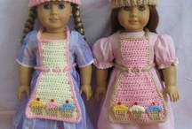 0 CROCHET - DOLL 12 INCH BARBIE DOLL DESIGNS / by Diane