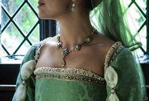 Tudor costumes
