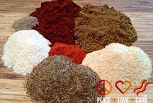 LC - Sauces, Seasonings, breading