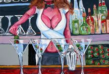 Cigar Martini Art / The good stuff / by Danny Byl