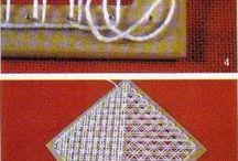 tejido en telar