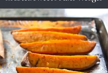 Cooking with Sweet Potatoes