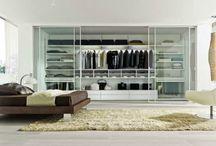 Bedrooms & Closets / by Tarek Antar