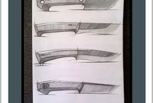 Design ideas for weapons
