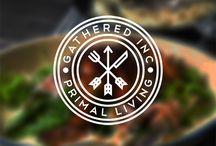 Restaurant Logo Inspiration / A board of restaurant logos to use as inspiration