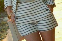 Pantalon y short