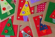 καρτες χριστουγενιατικες