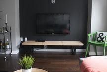TV stue