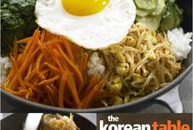 Korean Yumminess / by Amalia Kingsbury