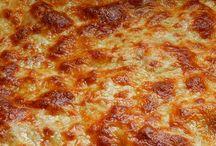 πίτσα με γιαουρτη