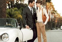 Couples / Couples that look good. / by Stay Classic