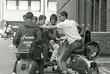 Mods / A look at the photos showing Modernist culture, style and fashion.