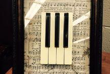 cuadros musica