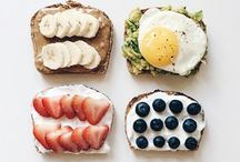 Desayuno, *comidas*
