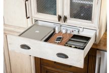 Technology kitchen organisation