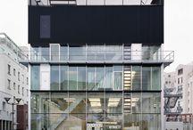 architecture - sport halls