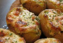 Potatis & Ris