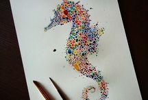 Taide -maalaaminen-
