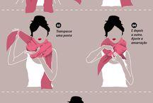 Usar pañuelos