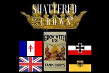 Shattered Crown WWI
