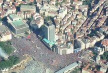 Occupy Gezi Parki / Turkish democracy needs your support! Cheers.
