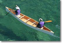 Boat :: Canoe / by Tom Solplassen