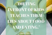 Nutrition and Your Child / Child Nutrition Information about kids and BMI, Health at Every Size for Kids, all foods fit, improve your kids' self-esteem and body image.
