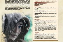 D&D 5E Homebrew / Homebrew for dungeons and dragons fifth edition. Creatures, Encounters, Classes, Lore, Rules and more . . .