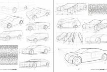 Perspective cars / How to draw cars