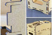 cajas y baul